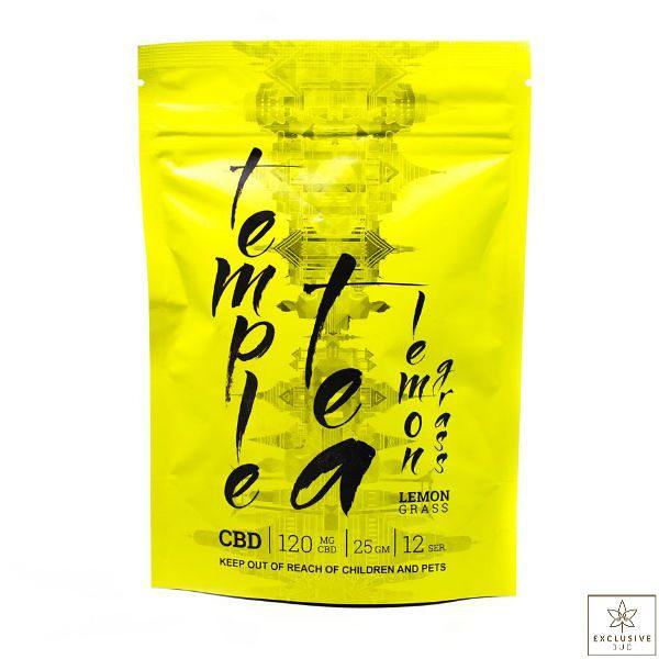 Temple Tea – Lemon Grass CBD