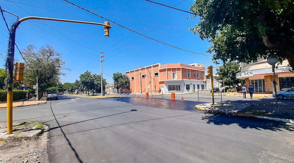 2020-11-24 Recorrida por la obra de repavimentación de Avenida Rawson