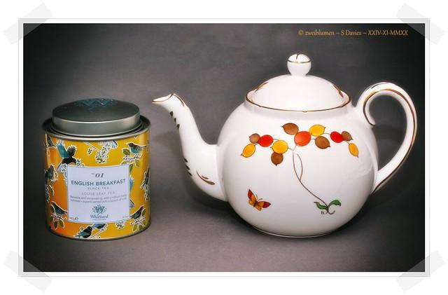 Tea & Teapot X