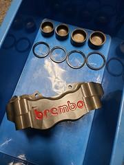 Brembo removed