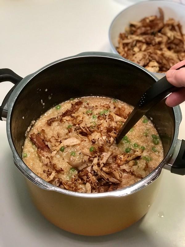 Turkey porridge