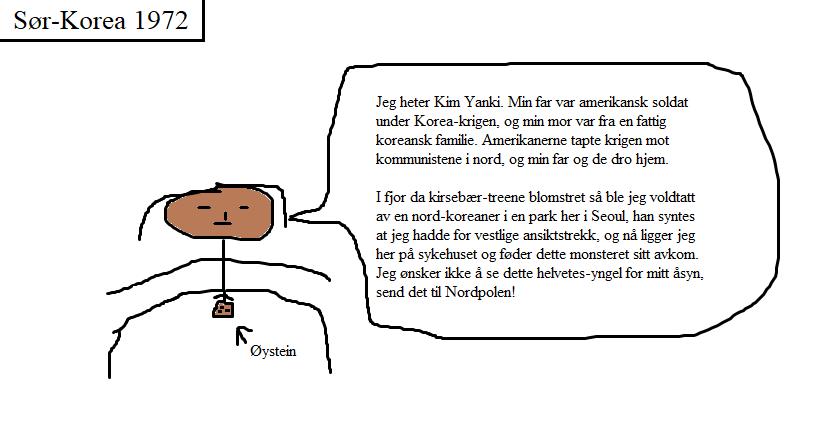 øystein tegneserie 1
