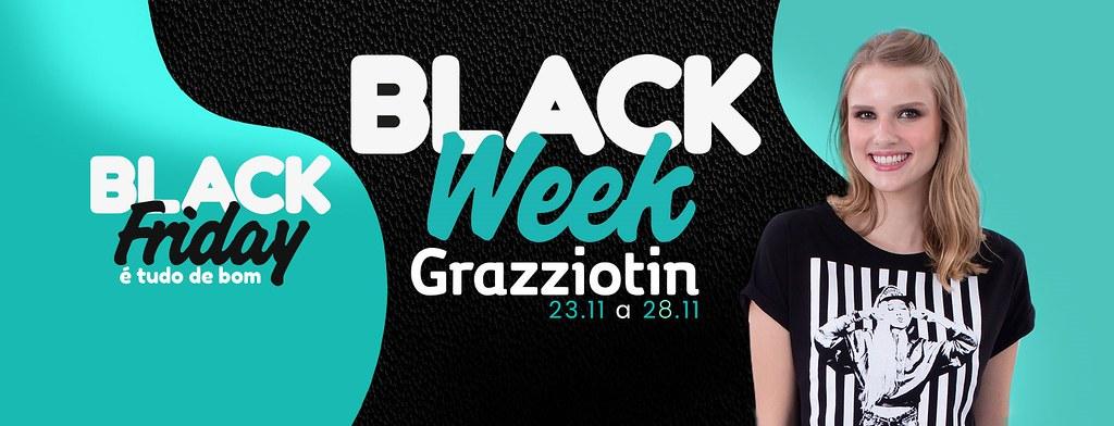 Black Week Grazziotin - descontos de verdade