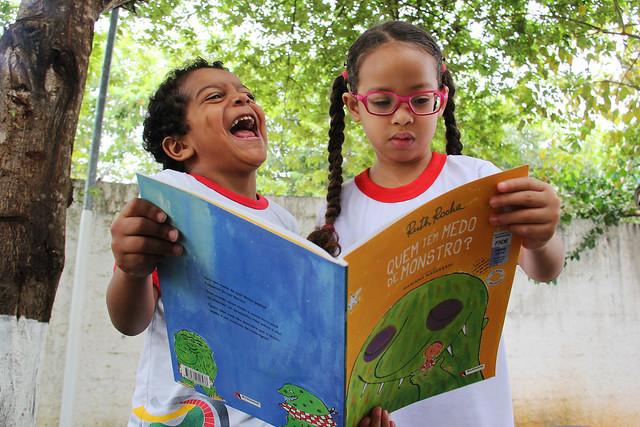 Educação Infantil terá brincadeiras, teatro e comida saudável
