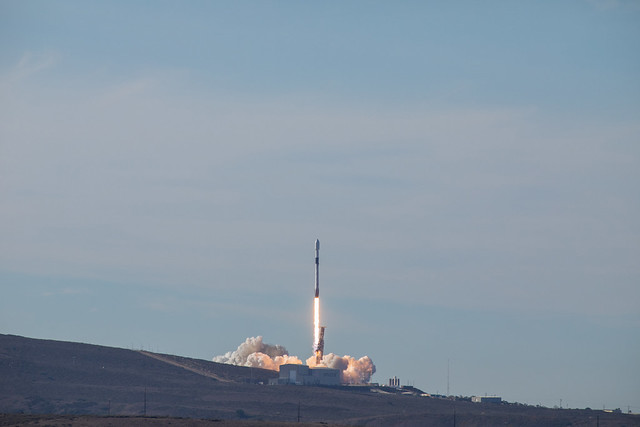 Sentinel-6 Launch