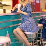 Fifties Cosplay