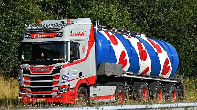NL - fa Wassenaar Scania NG R500