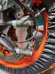 KTM 690 Duke R