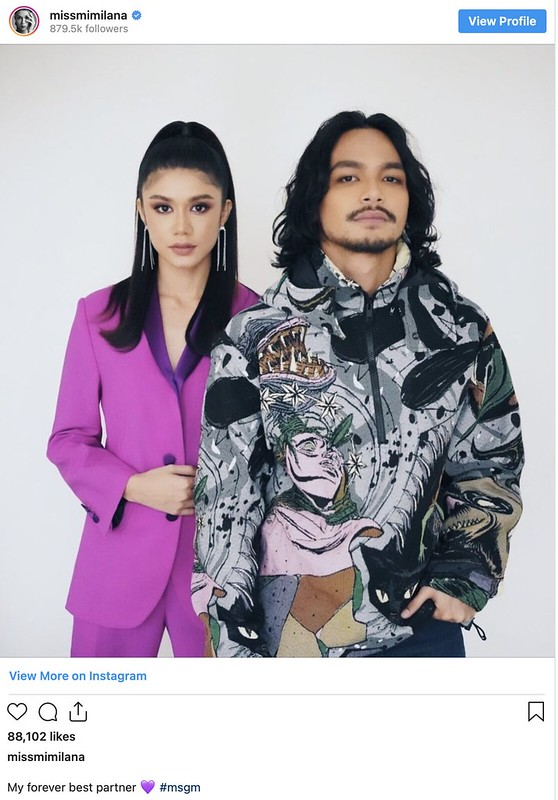 Gigih Tutup Panggilan 'Sayang', Cinta Mimi Lana &Amp; Syafiq Kyle Bertaut Kembali?