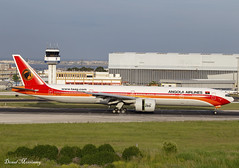 TAAG Angola Airlines 777-300(ER) D2-TEH