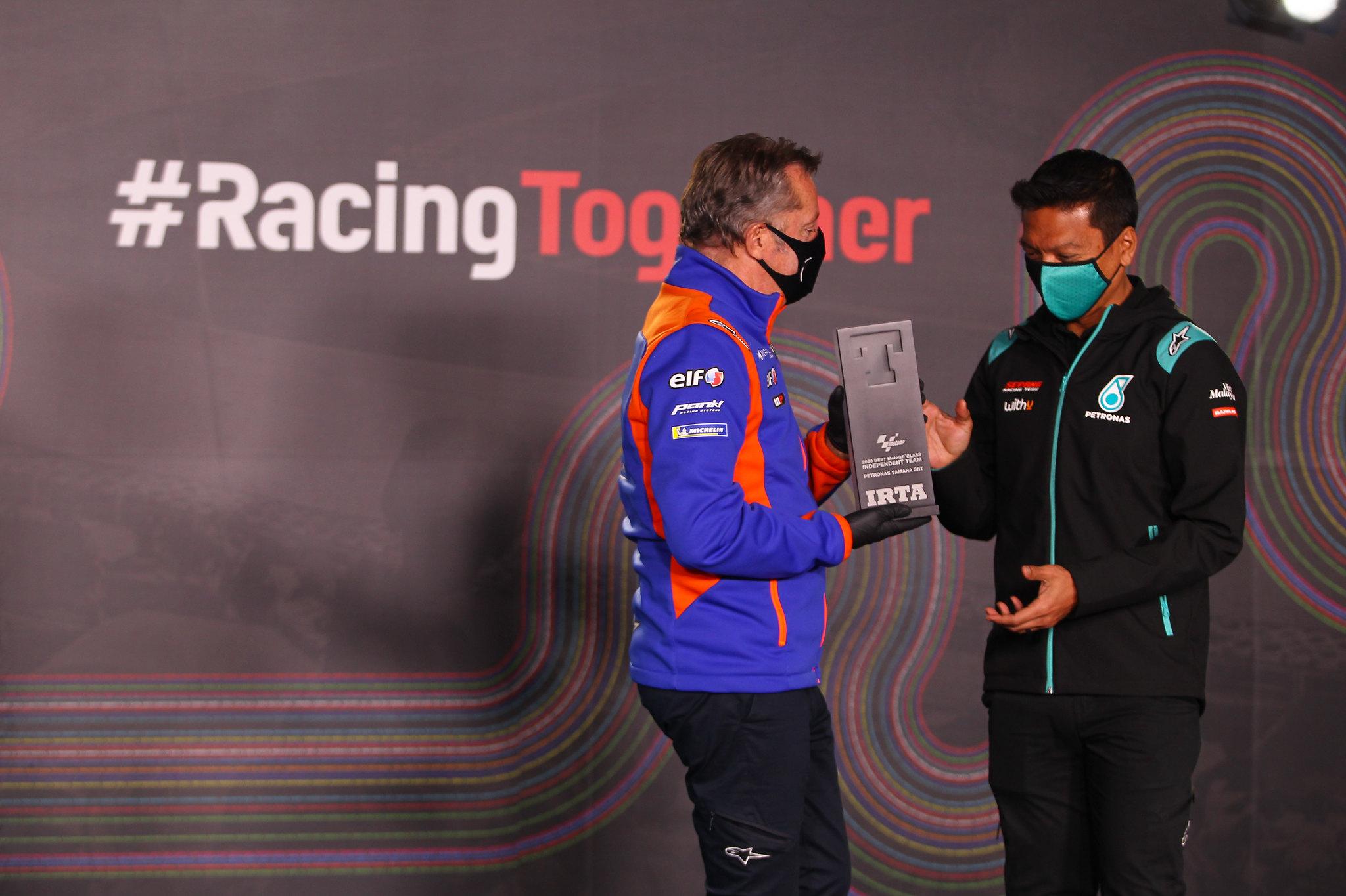 Petronas SRT - Best Independent Team