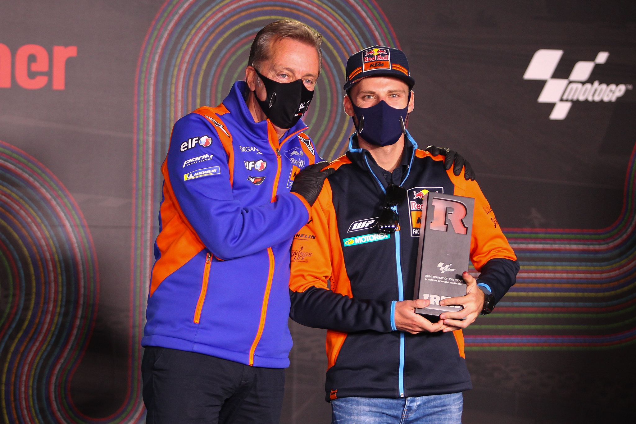 Brad Binder - MotoGP Rookie of the Year