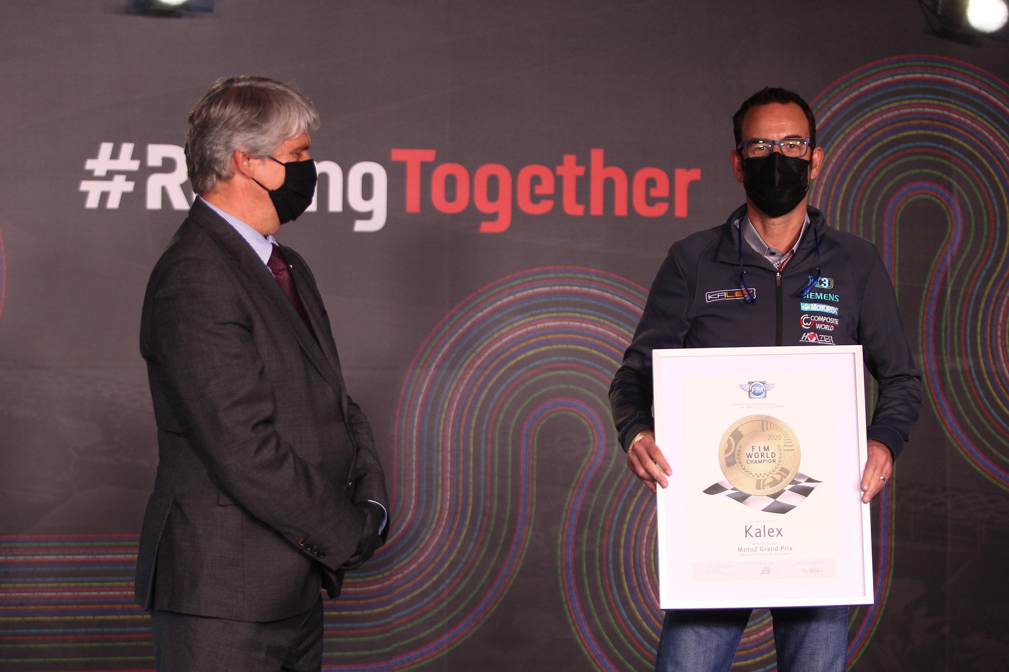 Kalex - Moto2 constructeurs titel