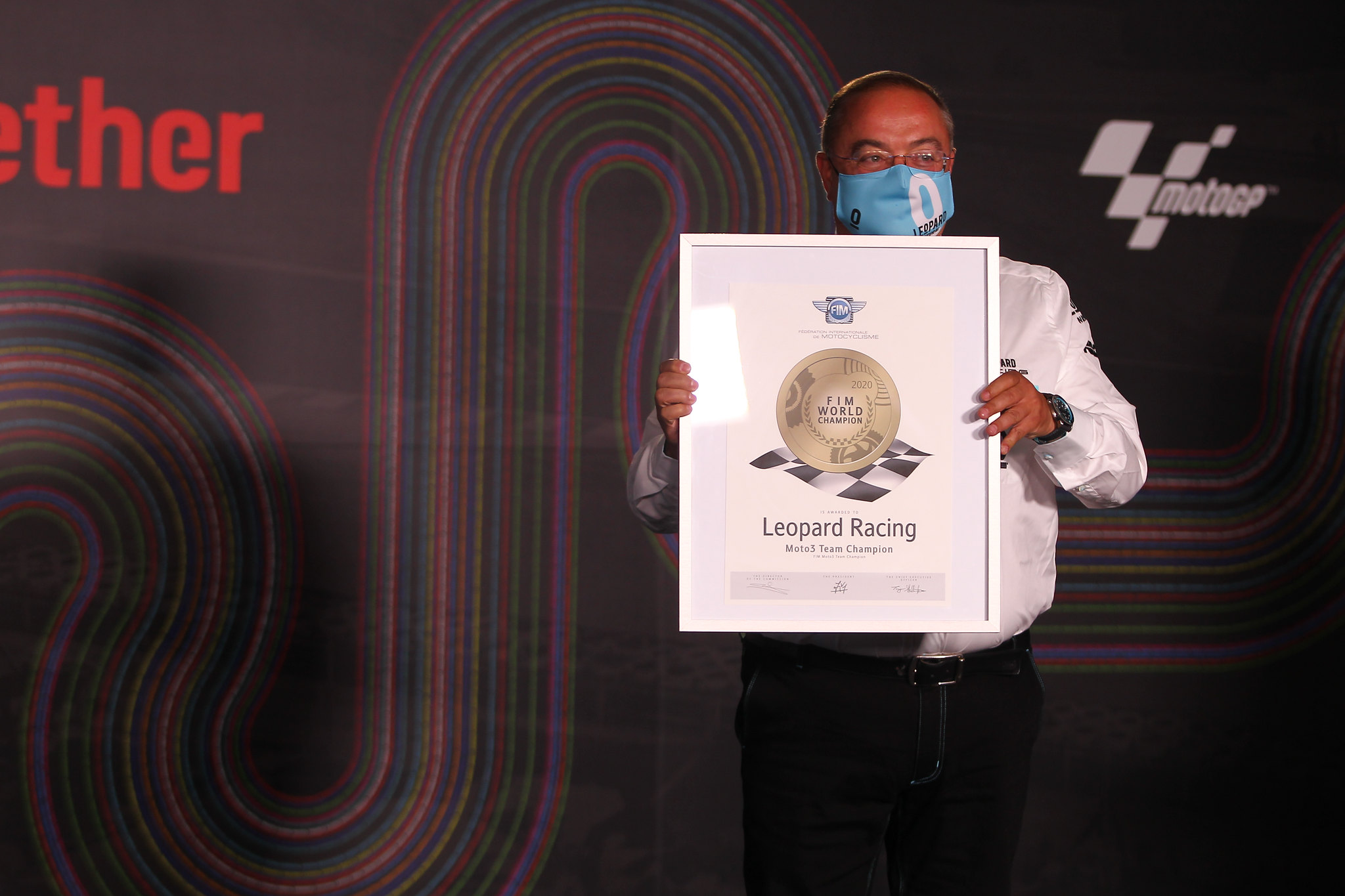 Leopard Racing - Moto3 teamwereldkampioen