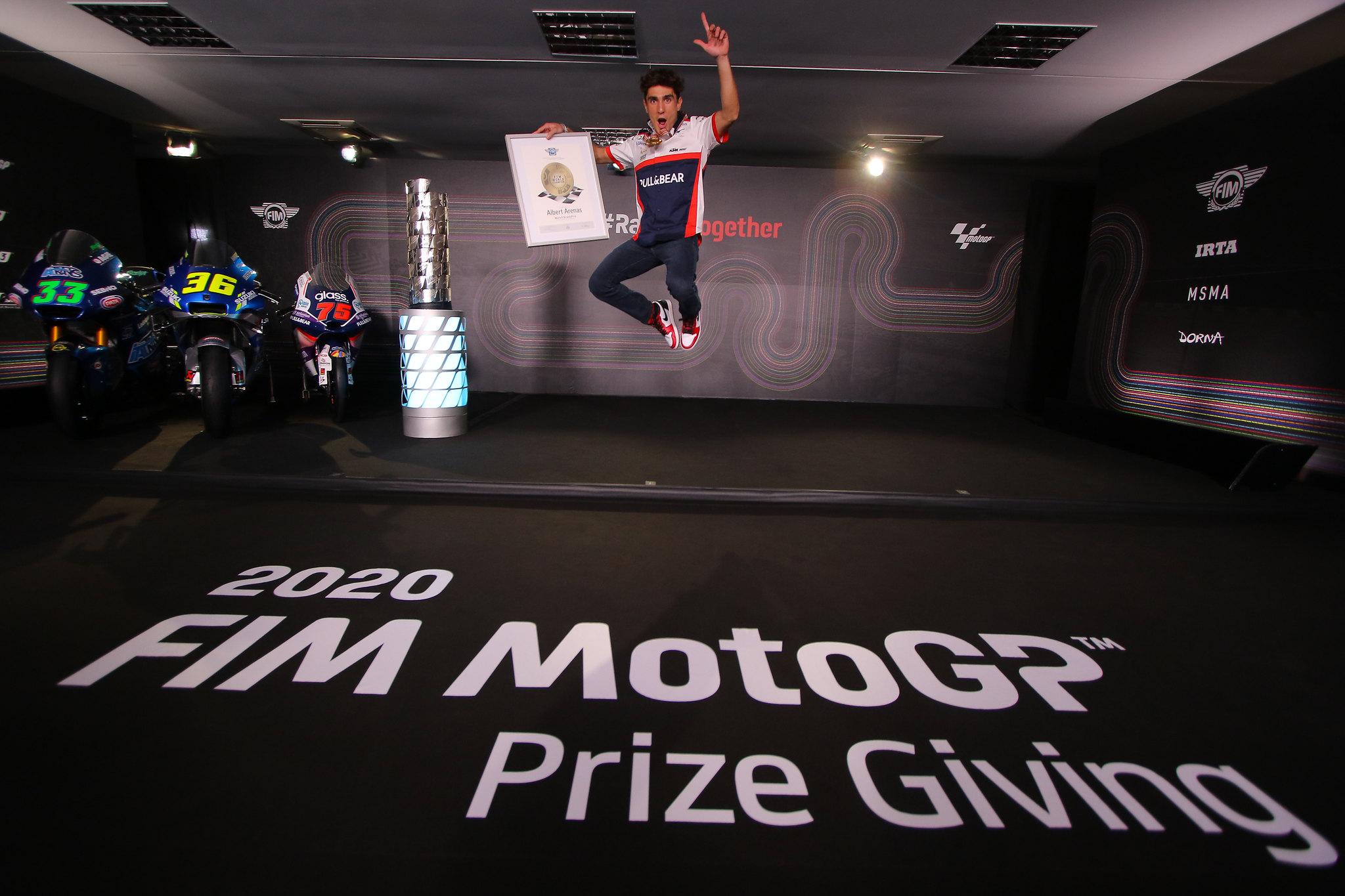 Albert Arenas - Moto3 wereldkampioen