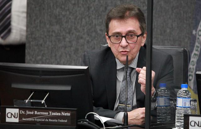 24/11/2020 -  Assinatura doTermo de Cooperação Técnica entre o CNJ e a Secretaria da Receita Federal do Brasil