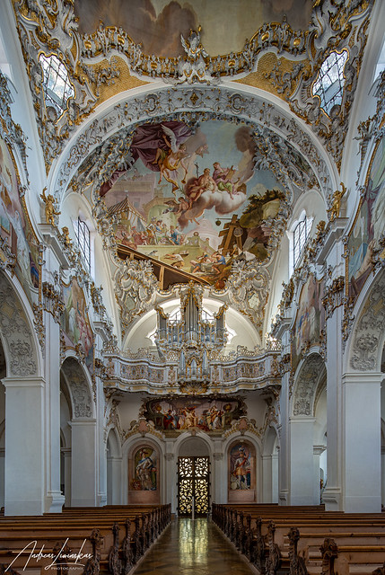 St. Johannes Baptist (Steingaden)