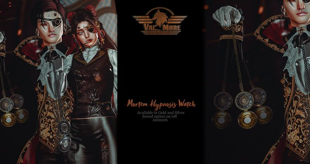 [Val'More] Mortem Hypnosis Watch @WareHouse