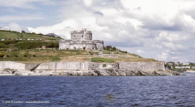 COR_0638 - St Mawes Castle - 1989