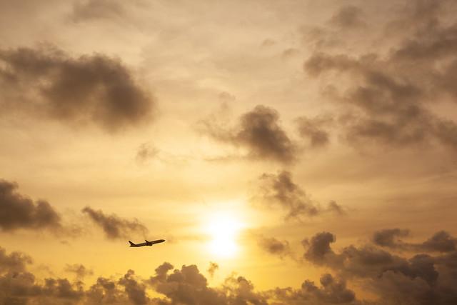 Air Travel, Africa