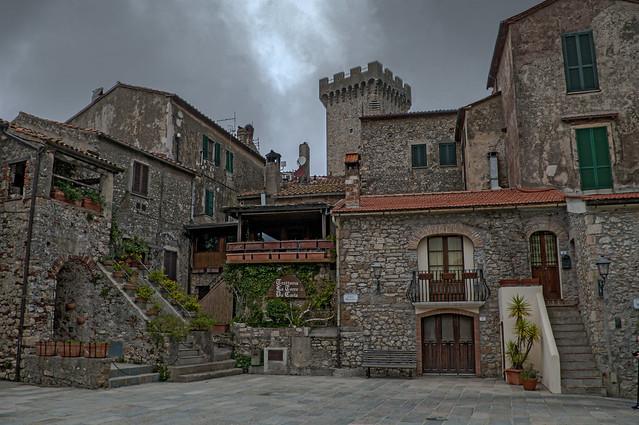 Il presepe Capalbio - The crib Capalbio