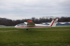 L23 Super Blanik landing at New Garden, PA