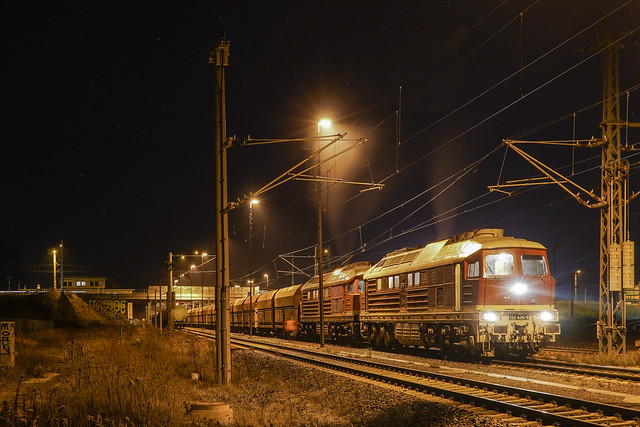 232 426 NRE - Nossen-Riesaer Eisenbahn-Compagnie GmbH | Leipzig-Plagwitz | November 2020