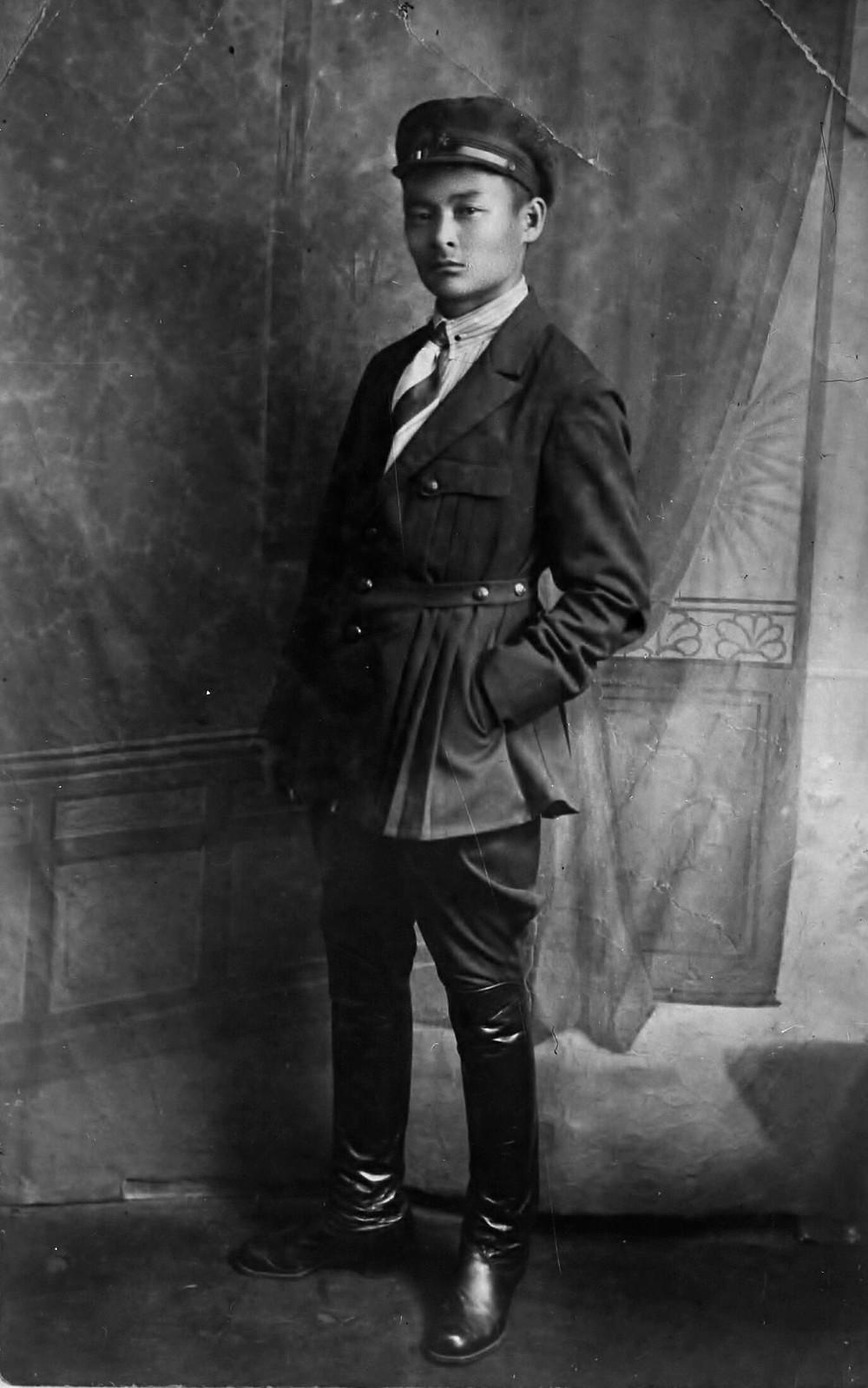 15. 1910-е. Подросток Чойбалсан в Иркутске