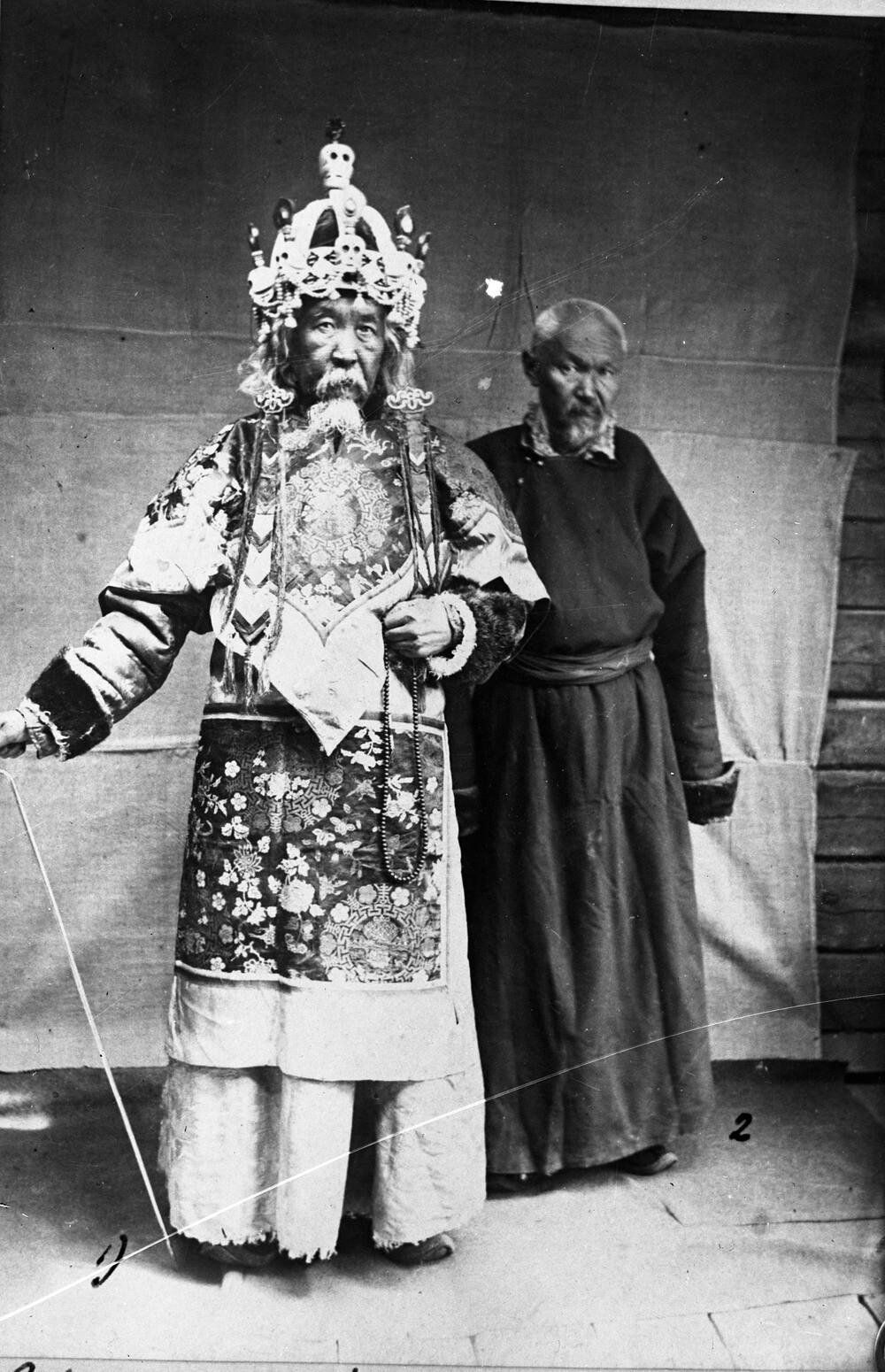03. Лубсан-Сандан Цыденов (Сандан Санданович Сугада),бурятский лама тибетской традиции гэлуг.