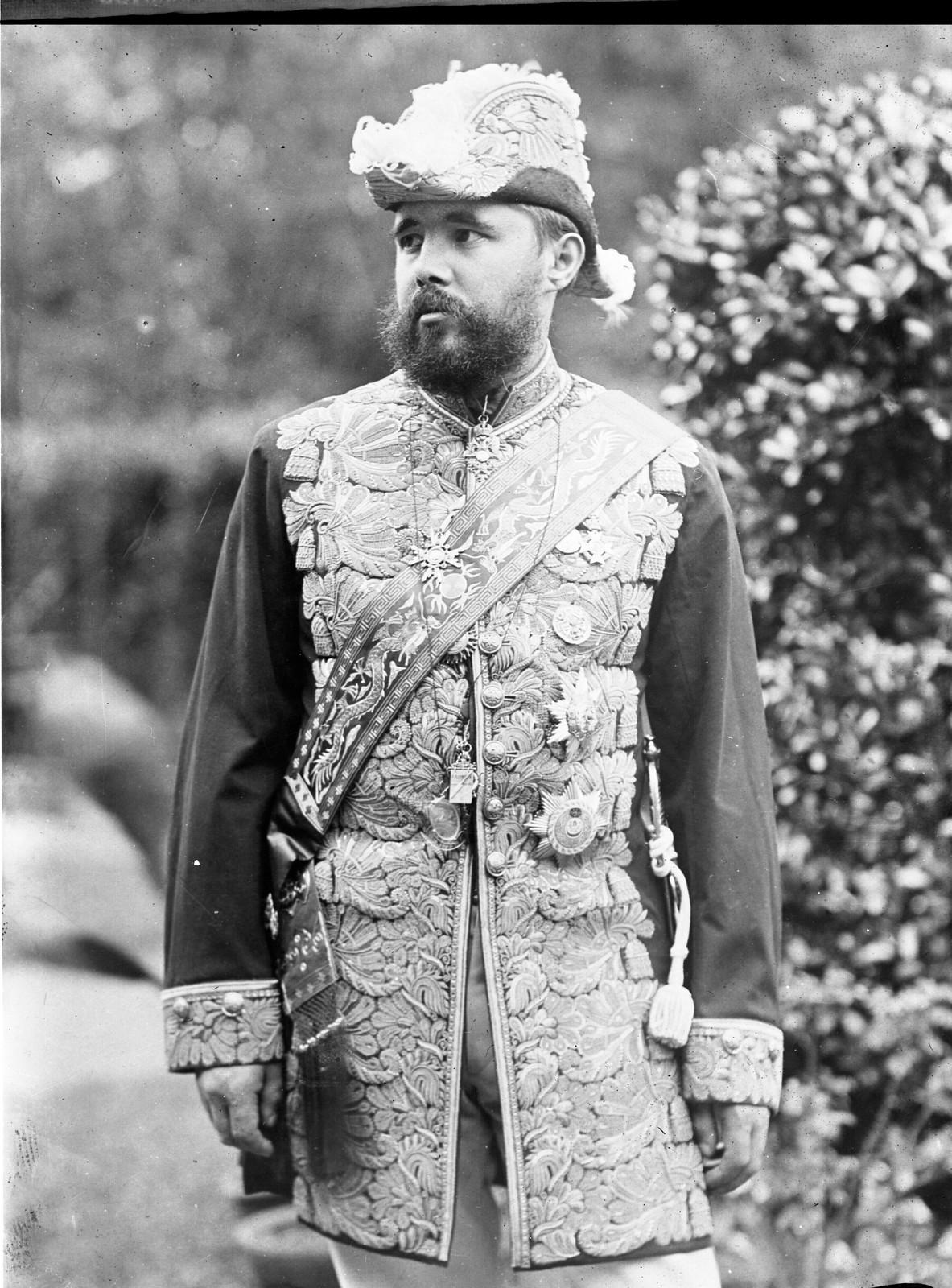 01. 1910-е. Губернатор Иркутской губернии