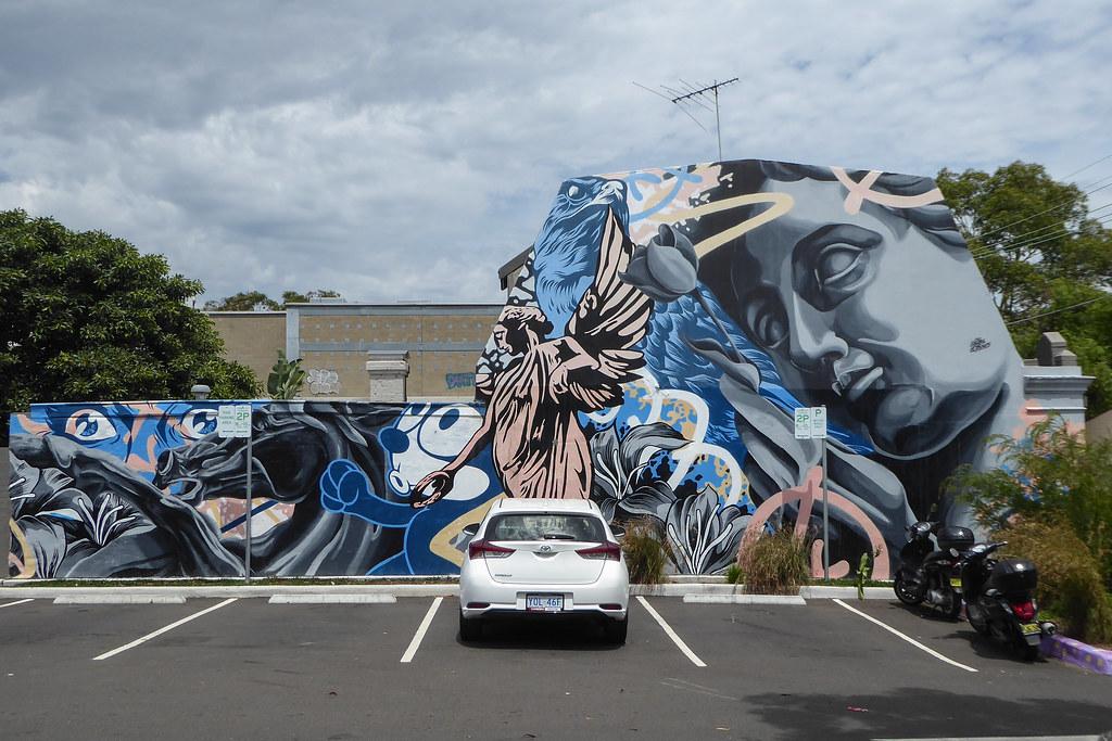 Street Art, Newtown, NSW