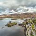 Eilean Donan from the air