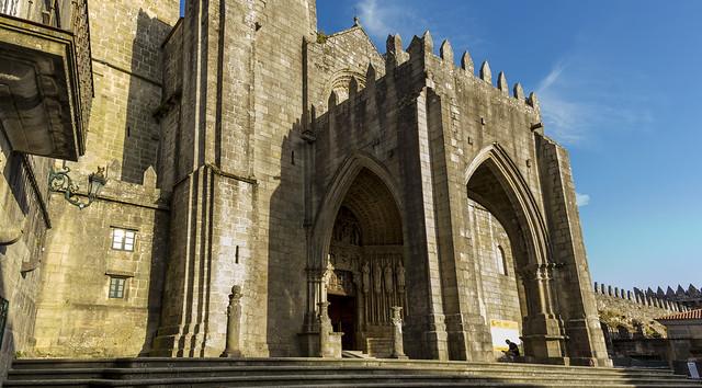 Spain - Pontevedra - Tuy Cathedral