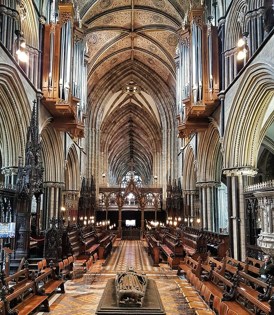 The Cathedral, Worcester, Worcestershire.