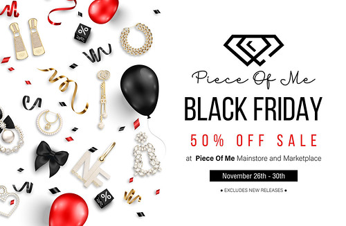 Piece Of Me - Black Friday Sale 2020 !!