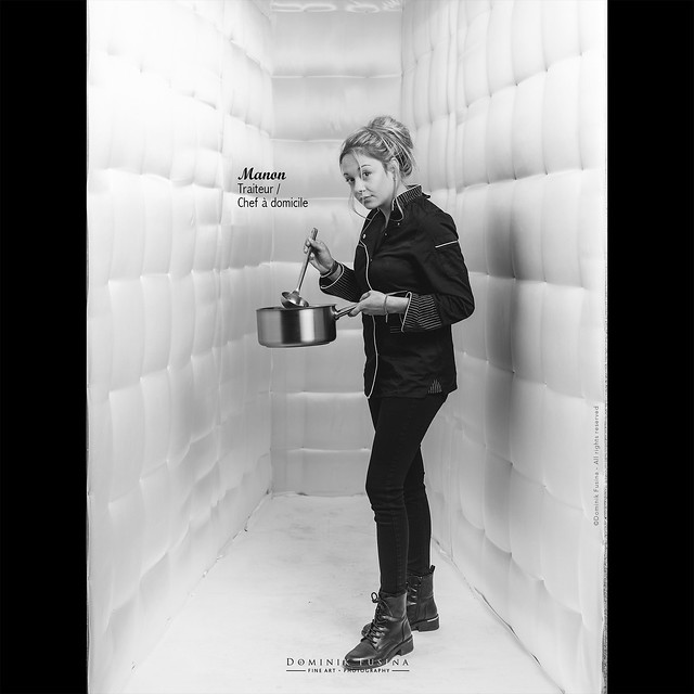 Manon - Traiteur/Chef à domicile | Les NON ESSENTIELS