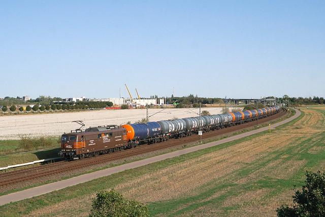 151 017  HSL Logistik GmbH | Schkeuditz-West | September 2020