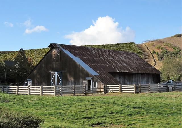 Santa Rosa Creek Barn