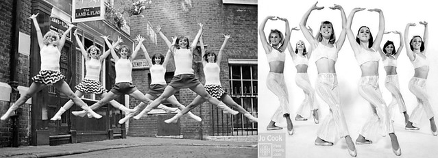 1966 :The Beat Girls & The Go-Jos :