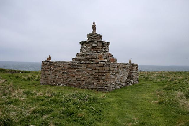 Mervyn Tower, Auckengill