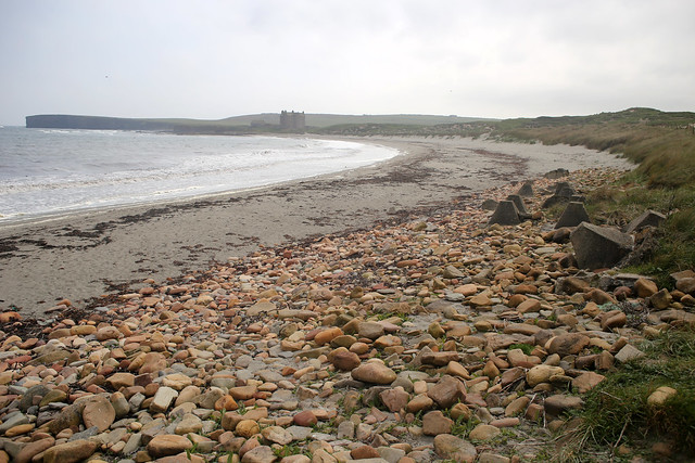 Freswick Bay