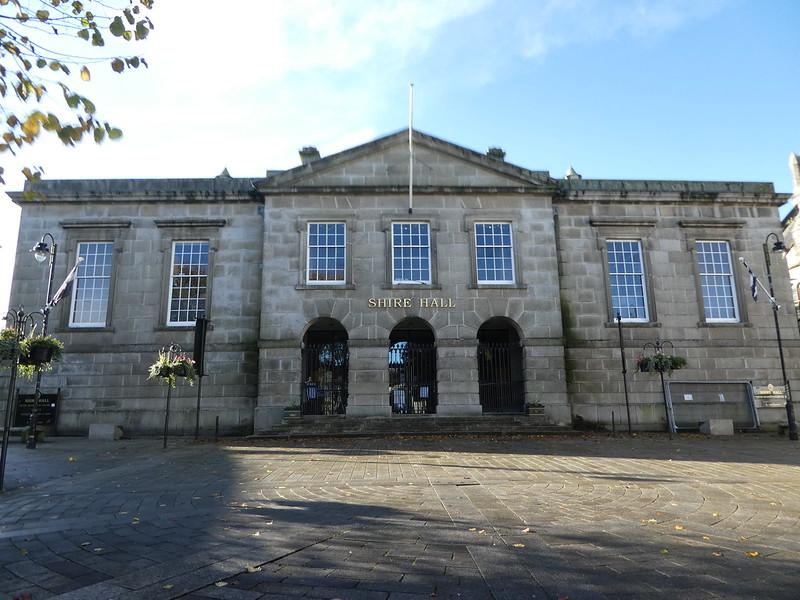 Shire Hall, Bodmin