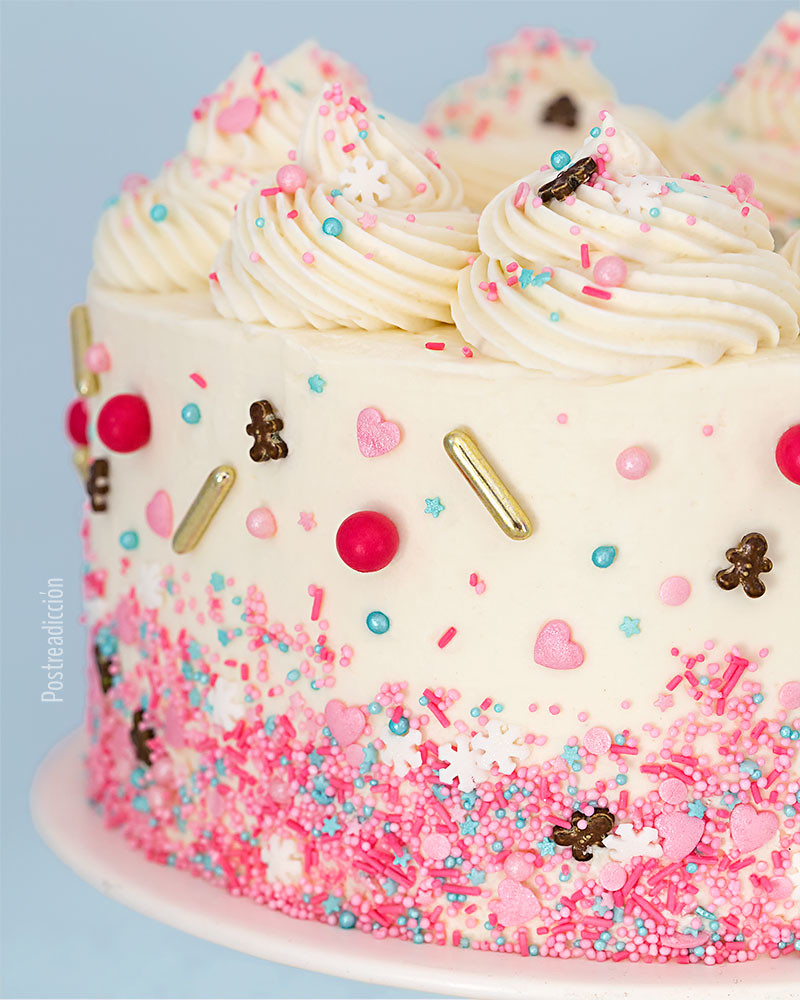 layer cake navidad