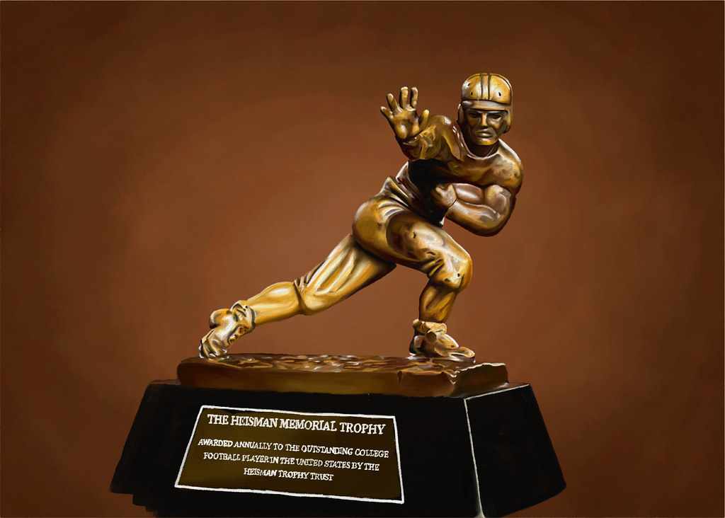 Heisman Watch: The Nation's top quarterbacks lead the way in an already tight race