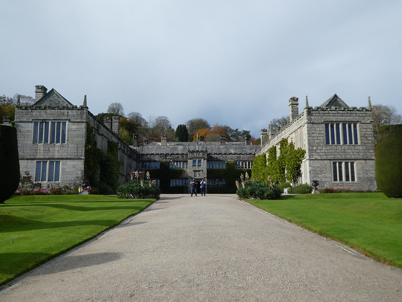 Lanhydrock Stately Home, Bodmin, Cornwall