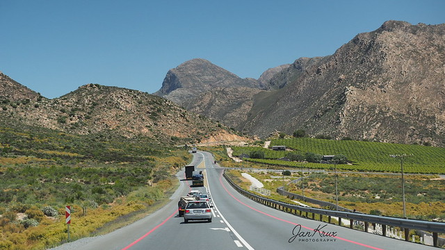 Travelling South Africa