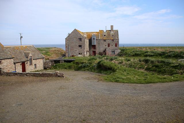 Mill west of John o'Groats