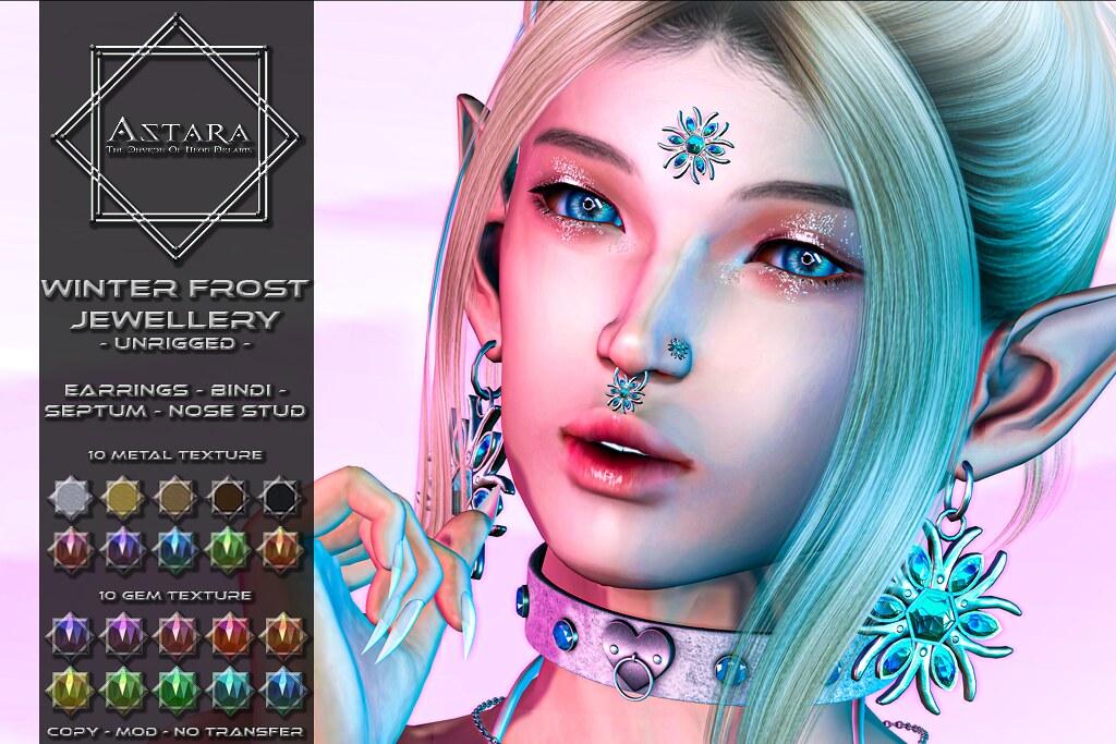 Astara - Winter Frost Ad
