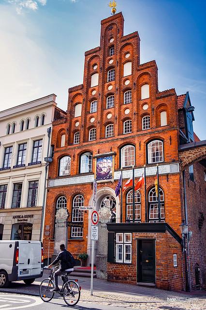 Haus der Schiffergesellschaft