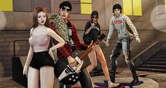 'skater music 8oi'